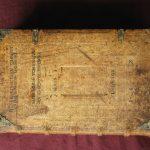 A restaurált könyv